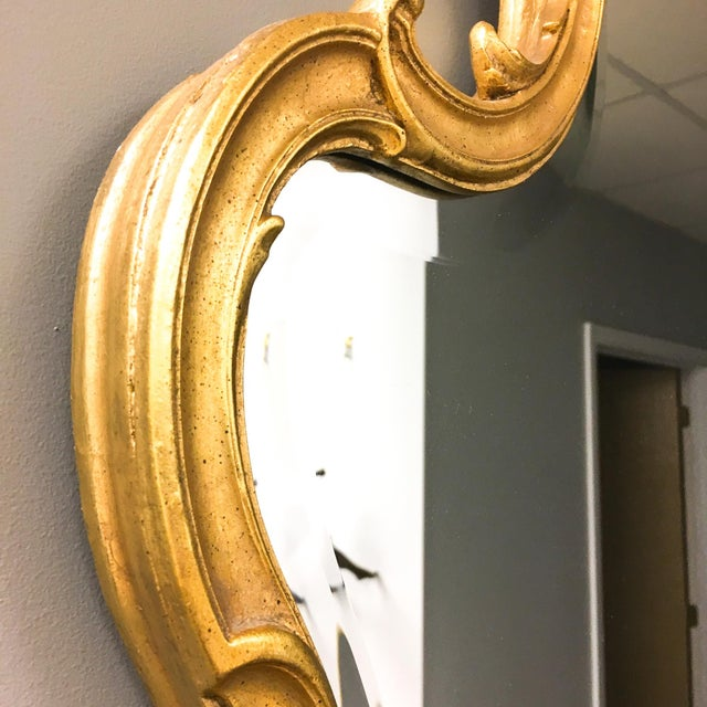 Gilded Mirror by Friedman Bros - Image 4 of 8