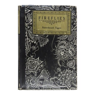 Fireflies by Rabindranath Tagore Poetry Book For Sale