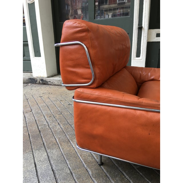 Metal Saporiti Lounge Chairs - a Pair For Sale - Image 7 of 13