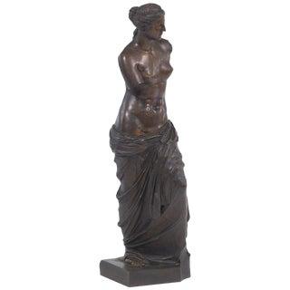 "Monumental Grand Tour Bronze Sculpture of the ""Venus De Milo"""