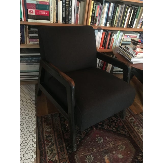 Mid-Century Cashmere Lounge Chairs - A Pair - Image 3 of 5