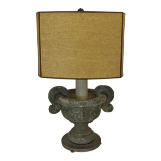 19th Century American Urn Lamp For Sale