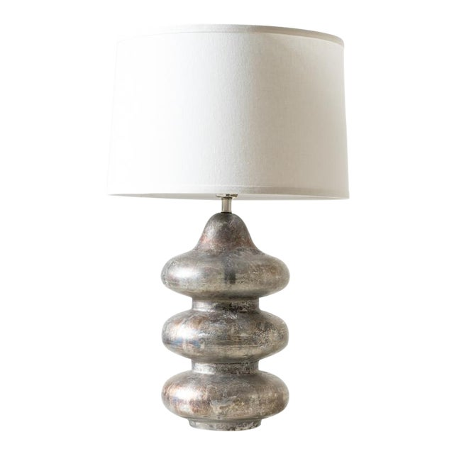 Pagoda Table Lamp For Sale
