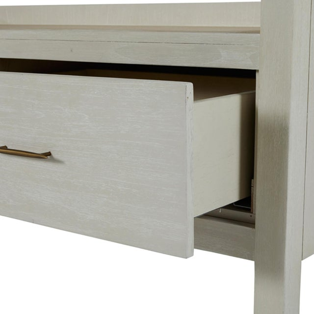 Transitional Gabby Home Crest Bookcase For Sale - Image 3 of 13