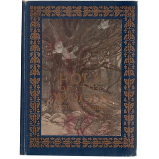 Folk of the Woods by Lucious Crocker Pardee For Sale
