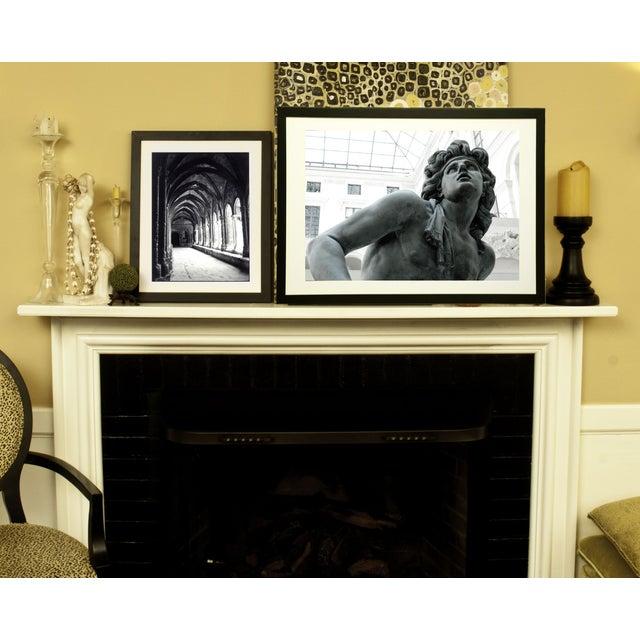 """Cloisters"" Framed Original Photograph - Image 2 of 2"
