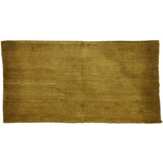 1990s Tibetan Accent Rug - 4′ × 7′6″ For Sale