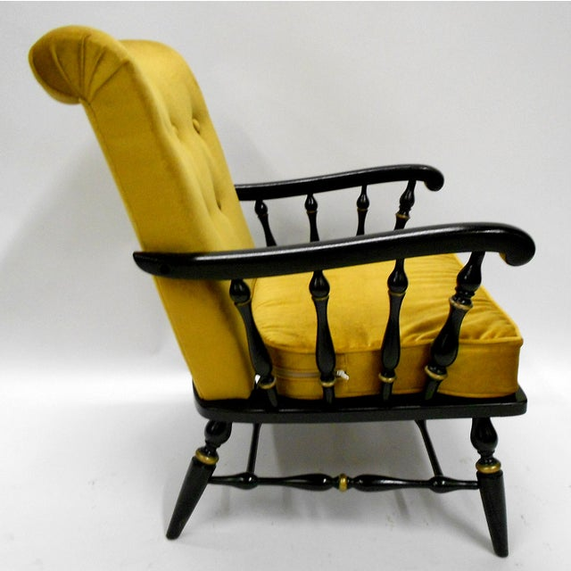 Mid-Century Baumritter Lounge Chair - Image 3 of 7