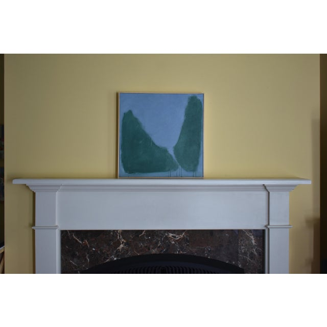 "Stephen Remick ""Evening Descending"" Contemporary Abstract Painting For Sale - Image 9 of 12"
