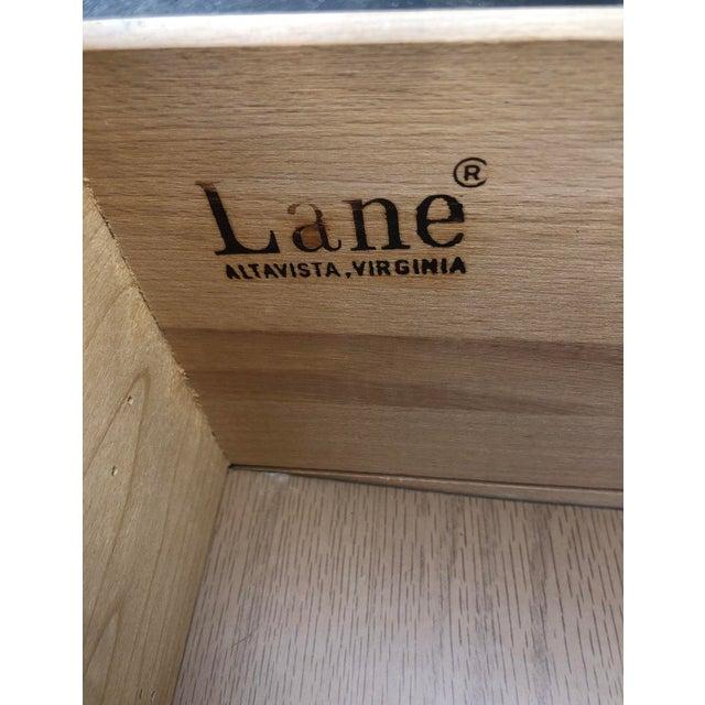 Lane Pueblo Brutalist Credenza For Sale In Pittsburgh - Image 6 of 7