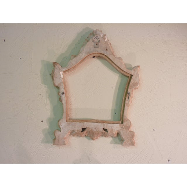 Italian Carved Rococo Frame - Image 4 of 5