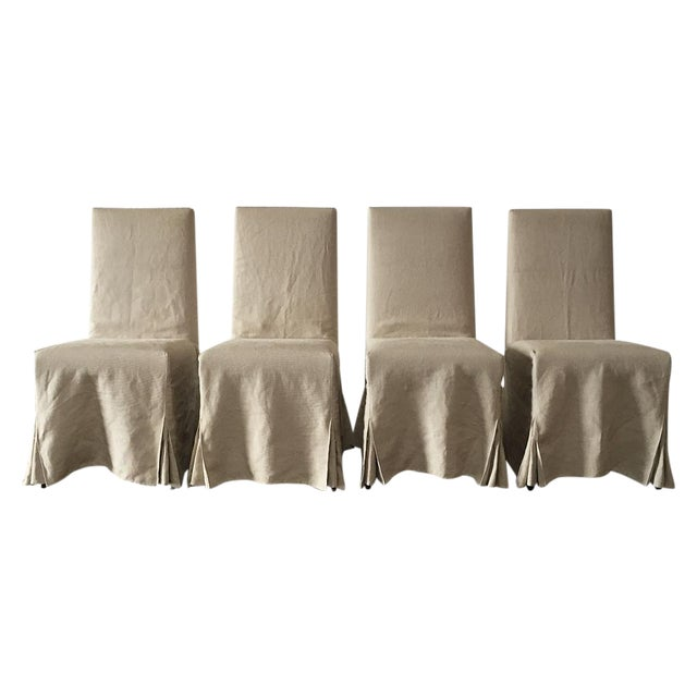Maxalto Peplo Dining Chairs - 4 - Image 1 of 5