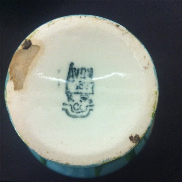 Early American Avon Pottery - A Pair For Sale - Image 5 of 7