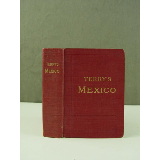 Terry's Guide to Mexico with Maps, 1909 - Image 2 of 5