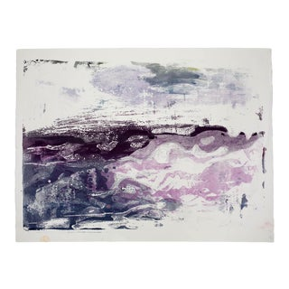 1960s Paul Chidlaw, Large Abstract Serigraph 16 For Sale