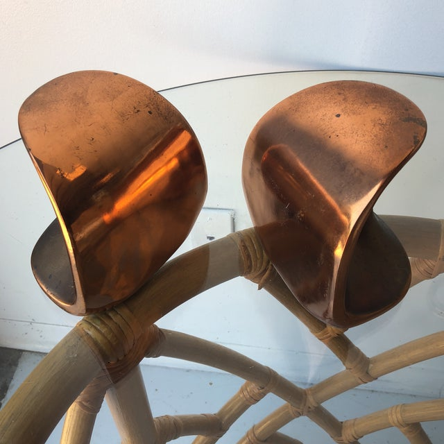 1970s Ben Seibel Mid-Century Bookends - a Pair For Sale - Image 5 of 6