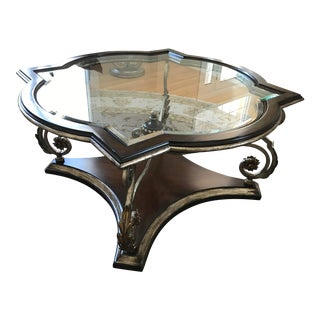 Tuscan Marge Carson Seville Cocktail Table For Sale