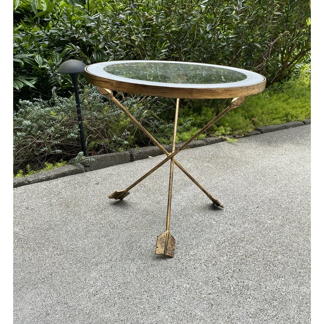 This beautiful and unique side table is from the home of the Grammy Award Winning music producer, Ryan Lewis. Now is your...
