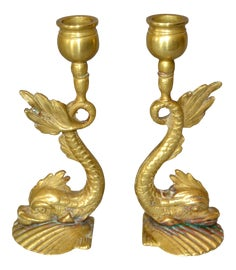 Image of Neoclassical Candle Holders