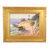 Image of Coastal Painting by Laguna Beach Artist Michael Situ For Sale