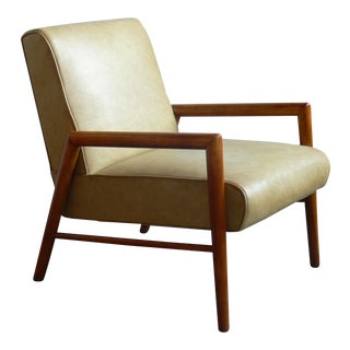 1950s Vintage Leslie Diamond for Conant Ball Lounge Chair For Sale