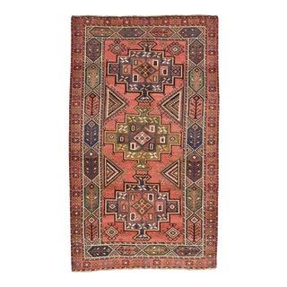1980s Vintage Persian Qashqai Rug For Sale