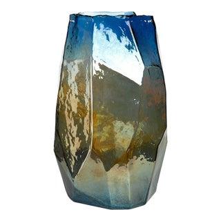 Curated Kravet Kennedy Vase For Sale
