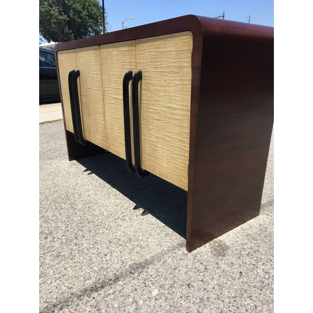 Vintage Mid-Century Modern Italian Credenza - Image 4 of 9