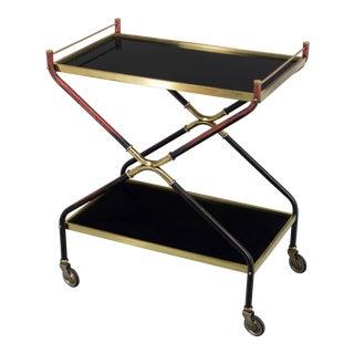 French Mid-Century Bar Cart