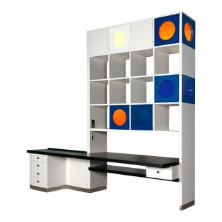 Ico Parisi Commissioned Room Divider For Sale