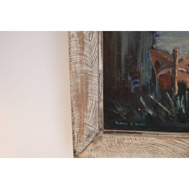 Nautical Painting by Robert K. Reed - Ship Hospital #7 For Sale - Image 3 of 7