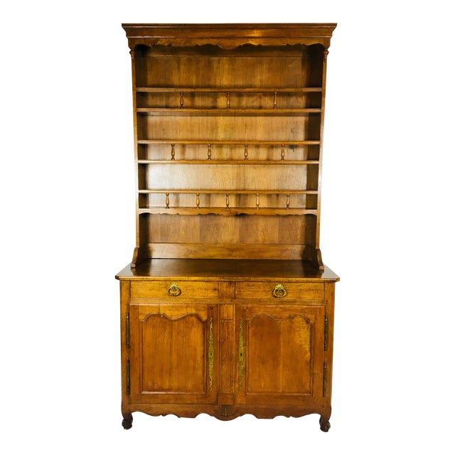 Don Ruseau French Hutch For Sale