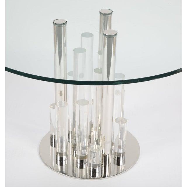 Charles Hollis Jones Skyscraper Table For Sale - Image 11 of 12