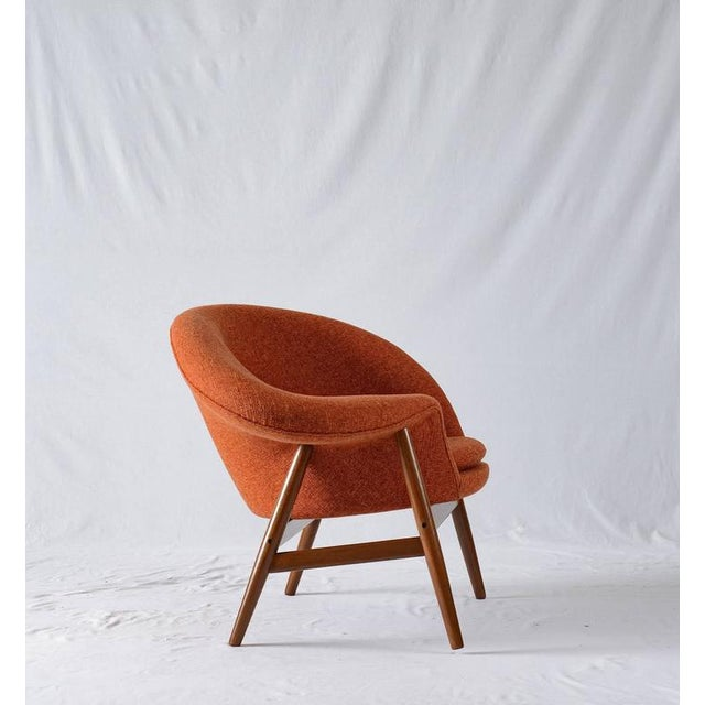 "Hans Olsen ""Fried Egg"" Lounge Chair For Sale In Los Angeles - Image 6 of 8"