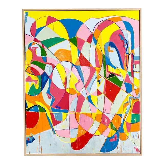 John O'Hara. Ep, 2. Encaustic Painting For Sale