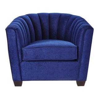 Modern Viola Lounge Chair For Sale