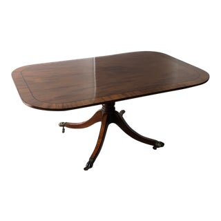 19th C. English Breakfast Table For Sale