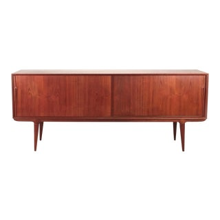 Vintage Danish Teak Sideboard For Sale