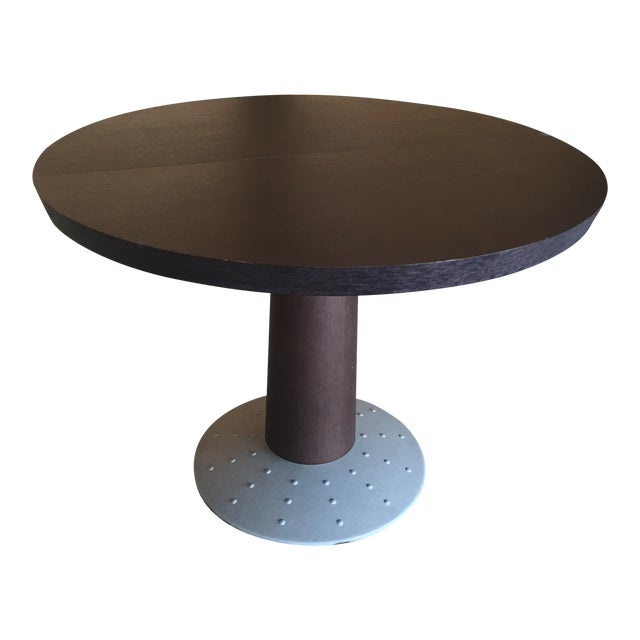 Ligne Roset Round Dining Table For Sale