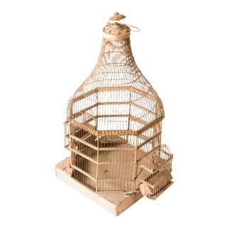 19th Century Italian Birdcage For Sale