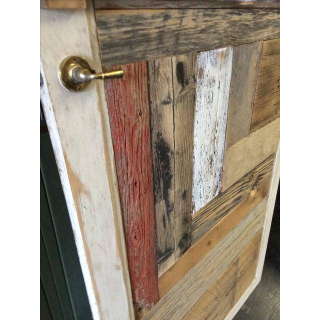 Rustic Barnwood Door - Image 3 of 6