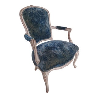 Early 19th Century Swedish Chair For Sale