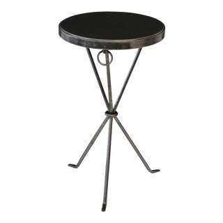 Custom Steel Drinks Table For Sale