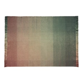 Nanimarquina Shade 3 Hand Loomed Dhurrie Outdoor Rug 200X300 For Sale
