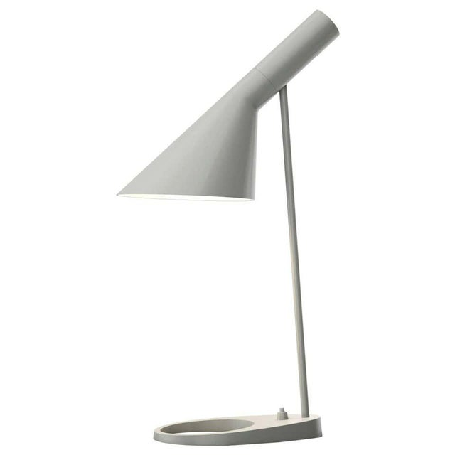Not Yet Made - Made To Order Arne Jacobsen 'Aj Mini' Table Lamp in Original Grey for Louis Poulsen For Sale - Image 5 of 5