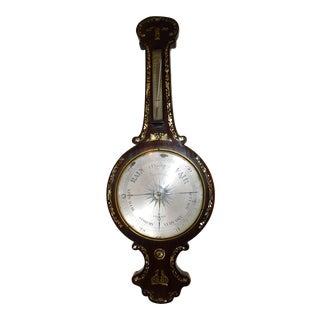 Vintage Preston Rosewood Barometer For Sale