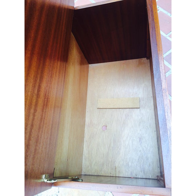 Meredew English Mid-Century Modern Storage Chest - Image 10 of 11