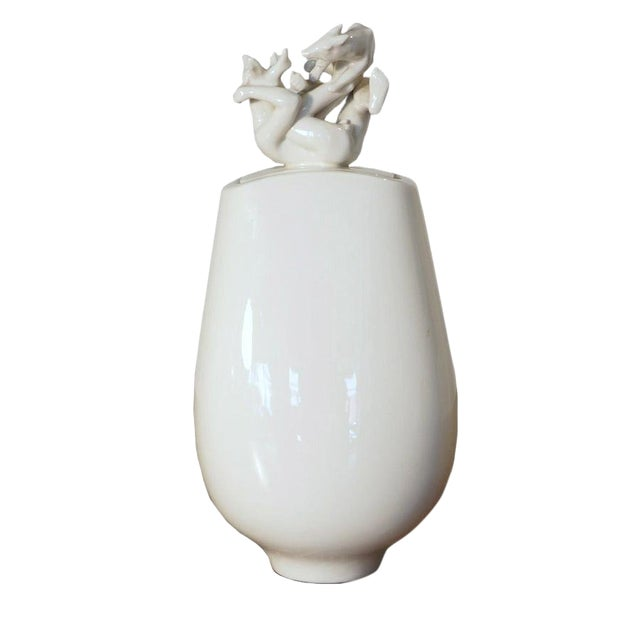 1950s Johannes Hedegaard for Royal Copenhagen Vase For Sale