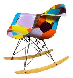 Image of Metal Rocking Chairs