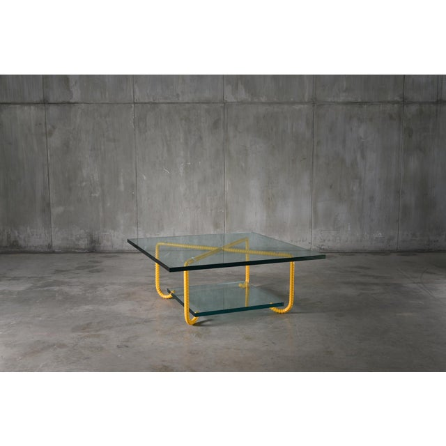 2010s Ra Coffee Table by Artist Troy Smith - Contemporary Design - Artist Proof - Limited Edition For Sale - Image 5 of 7